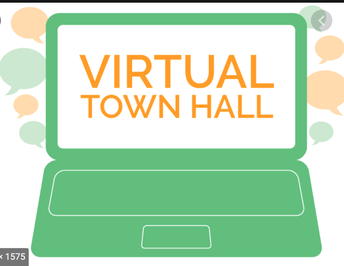 WHES Reopening Town Hall Meeting (By Staff and Grades Throughout Week)