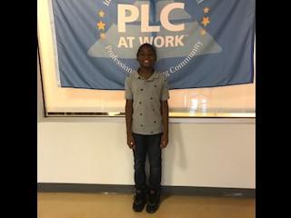 Tyson Copeland 6th Grade