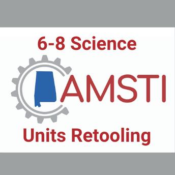 6-8 Science Units Retooling