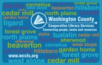 ¡Tarjeta de la Biblioteca de Beaverton para todos los estudiantes!
