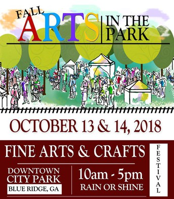 Fall Arts in the Park