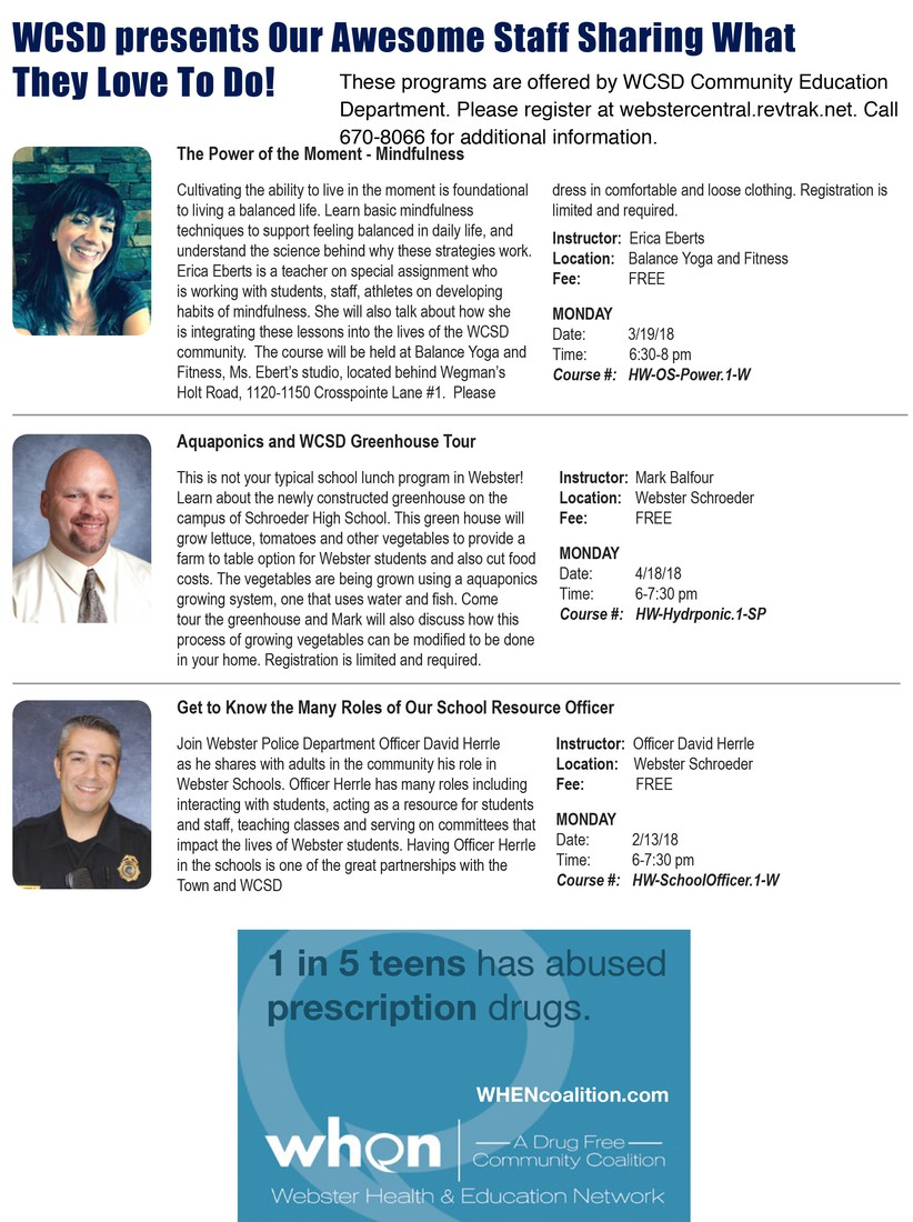 Smore Newsletters: Principal's Newsletter