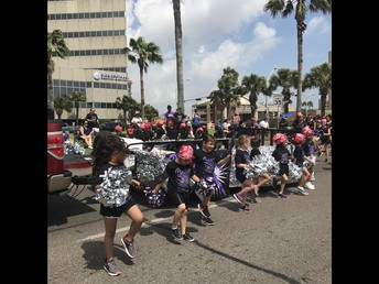 Jr. Buc Parade