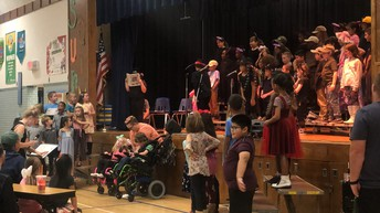 2nd and 3rd Grade Musical & Title Presentation Oct. 10th