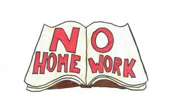 HOMEWORK FREE REMINDER