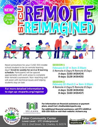 Programa de supervisión para alumnos remoto