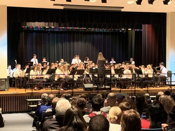 Winter Concert - Standing Room Only!