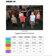 Mindful Classrooms--Week 14