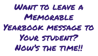 Yearbook Messages