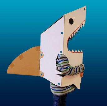 Makedo Cardboard Creations