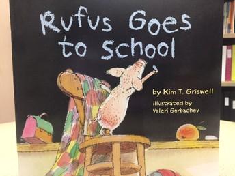 Kindergarteners Get A Summer Visit by SRES Principal