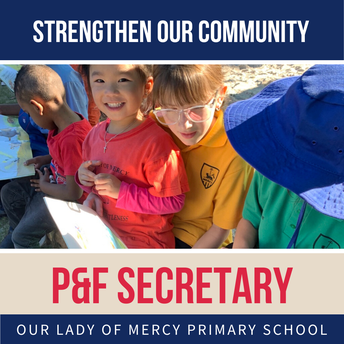 Join our P&F as Secretary