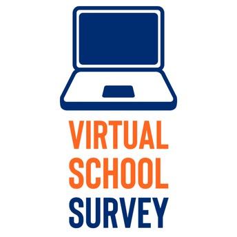 Virtual School Survey graphic