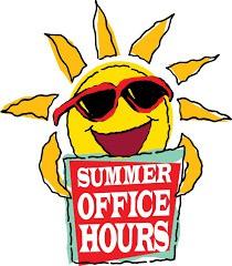 Summer Longfellow Office Hours