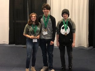 Engineering In a Box - 3rd Place Team