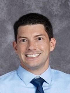 Assistant Principal, Mr. Beck