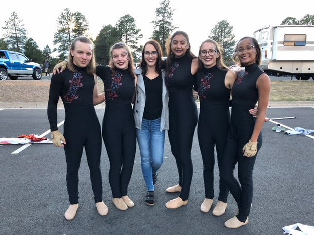 Band at Competition