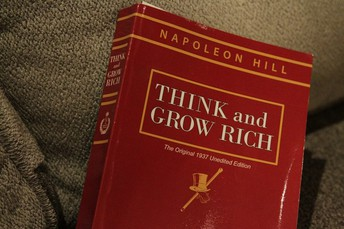 """Study """"Think & Grow Rich"""" by Napoleon Hill"""