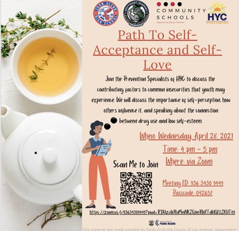 Path to Self-Acceptance and Self-Love