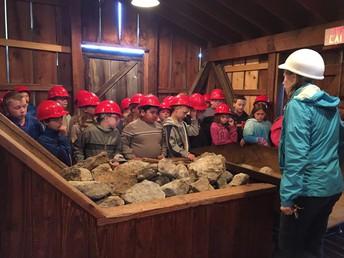 4th Grade Field Trip To Mining & Rollo Jamison Museum