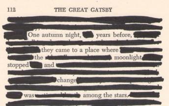 "Write a ""Found"" Poem"