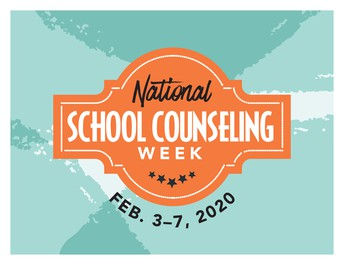 National School Counseling Week 2020