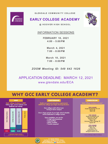 Early College Academy at Hoover High School