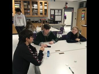 Survivorship in AP Environmental Science!