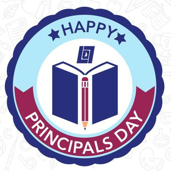 graphic for Principal Appreciation Day