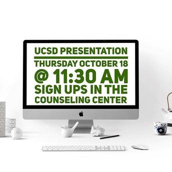 UCSD Presentation
