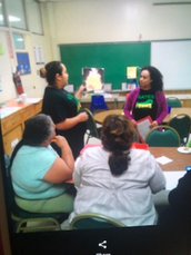Powering Up Your Literacy Skills Parent Workshop at Gates Elementary