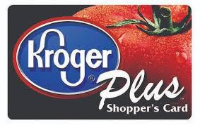 Kroger Plus Cards
