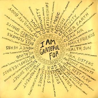 November is National Month of Gratitude