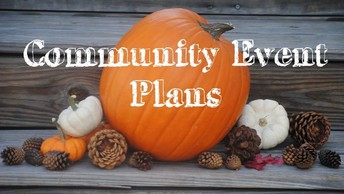 Outdoor Community Event - Save the Date!