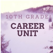 10th Grade Career Unit