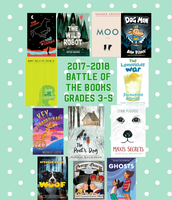 Battle of the Books for Grades 3-5
