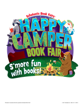 Happy Camper Book Fair is Coming!