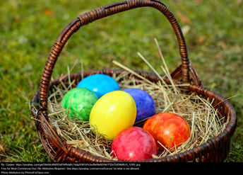 Sunday, April 12th is Easter!