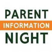 Parent Night-Human Trafficking