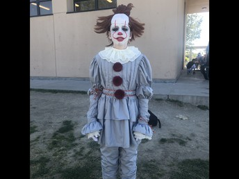 Pennywise Makes an Appearance