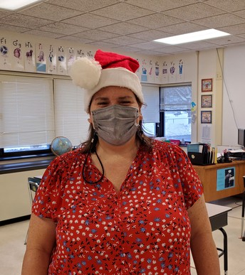 Santa's helpers are being seen all over the MS!
