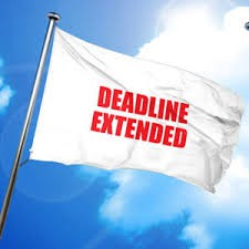 Last Week Assignments Due Date Extensions