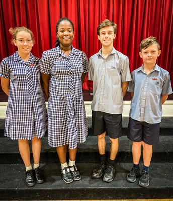 Mitchell House Captains