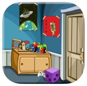 Escape Games-Amusing Kids Room