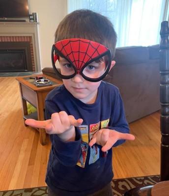 Celebrate our Superhero Helpers!