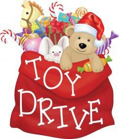 We Care Wednesday: Toy Drive