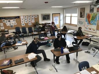 Classroom Highlights - US History