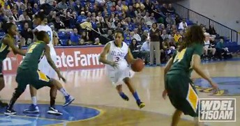 Jaquetta May set to finish journey from UD's 'Sweet 16' back to Delcastle - Sean Greene (WDEL)