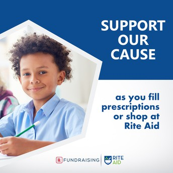 SUPPORT LSE WITH RITE AIDE'S NEW RX PROGRAM!