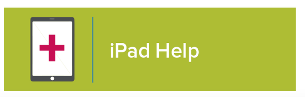 Click to get help with your ipad